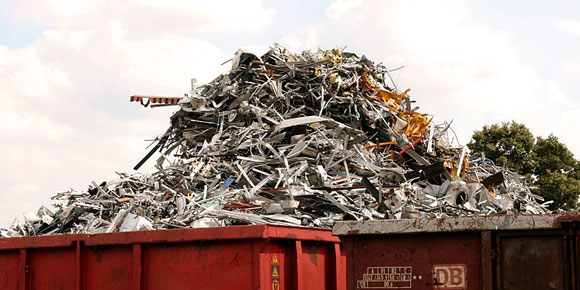 Family owned scrap metal merchants in Chesterfield, Derbyshire